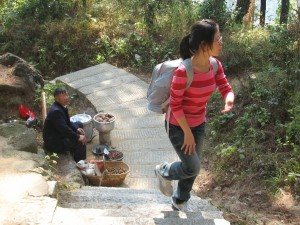 Hengshan Mountain 2009 046