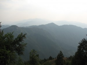 Hengshan Mountain 2009 117